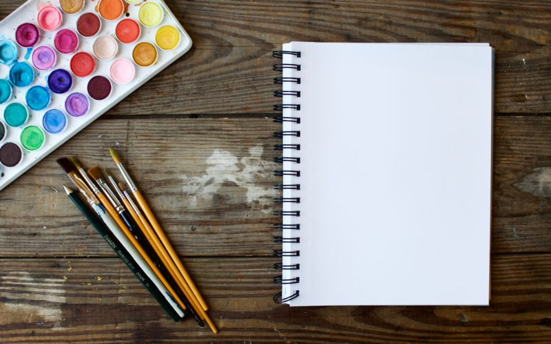 84 Art Journal Prompts to Keep You Inspired